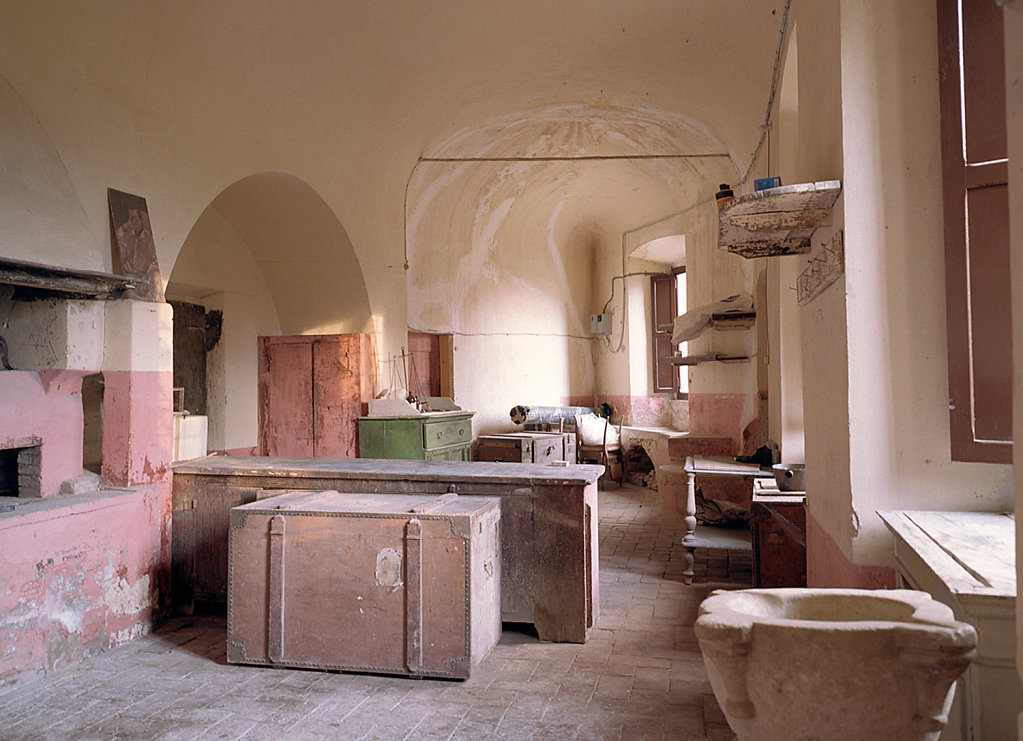 The Old Kitchen, Palazzo Parisi - Sabine Hills