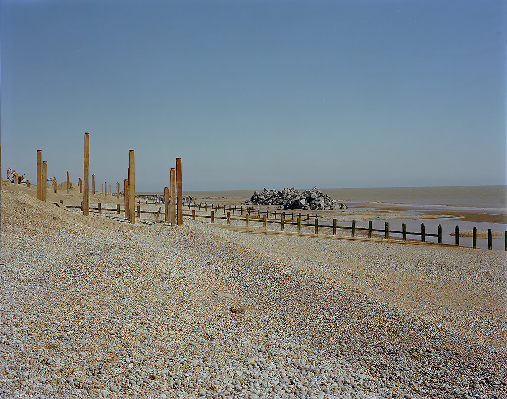 Winchelsea Beach, Kent, C-Type Hand Printed 40 x 31in / 102 x 79 cm (Edition of 30)
