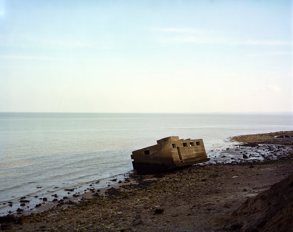 Liminal V - Warden Point, Isle of Sheppey, 5/4 Negative, Hand Printed Digital C-Type 40 x 31in / 102 x 79 cm (Edition of 25) £400.00 Print Only